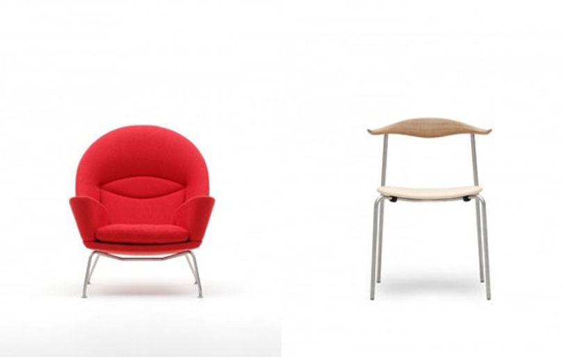 Кресла от Ханса Вегнера