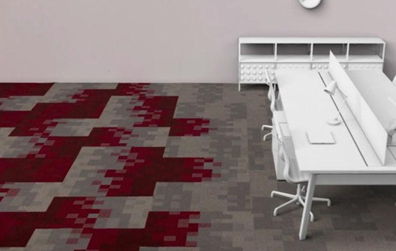 Ковровое покрытие для офиса Code