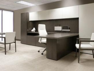 Офисные кресла Lily от Gunlocke