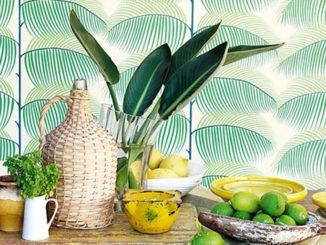 Изумрудная свежесть зелени