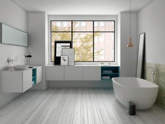 Мебель для ванной от Inbani